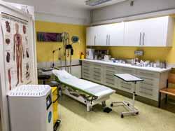 Medizinische Ambulanz